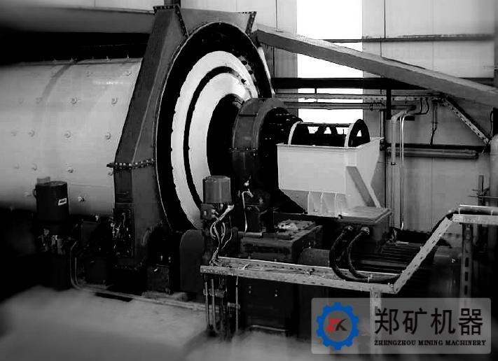 棒磨机驱动装置(图)- 棒磨机组成部分介绍6